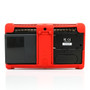 Atomos Ninja Assassin Back View with Caddy Case Equipped
