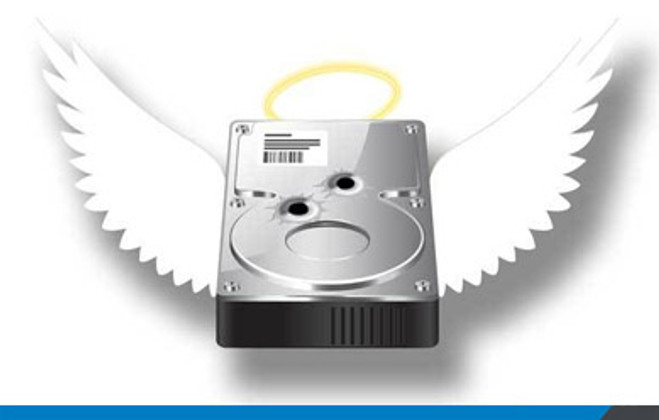 All Hard Drives Go To Heaven
