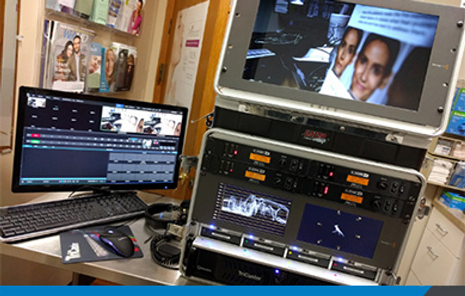 Surgical Live Switching with the Newtek TriCaster