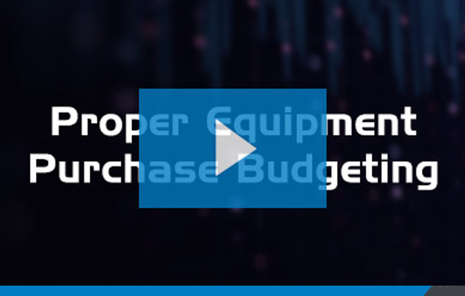 Video: Proper Budgeting for your Audio Equipment Purchase