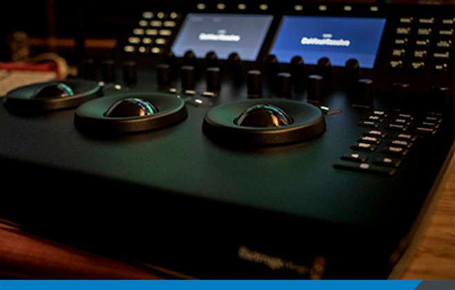 DaVinci Resolve Mini Panel Review by Steve Oakley