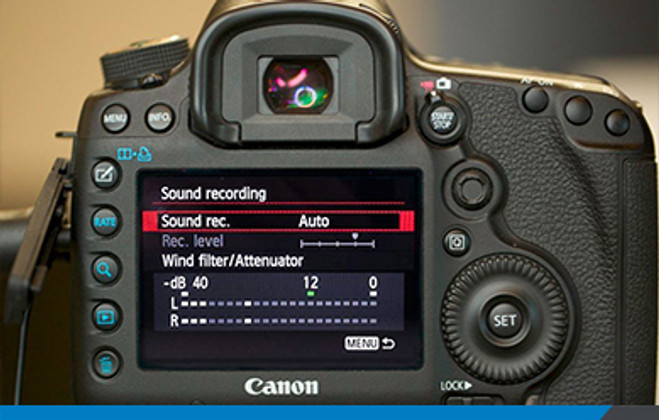 Camera Tips and Tricks: Shooting with a DSLR