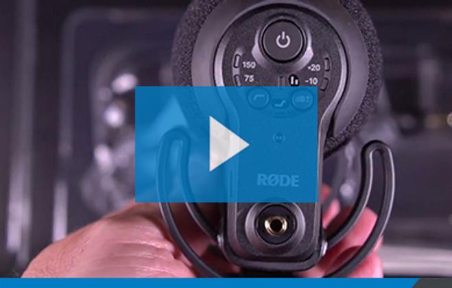 Video: RODE VideoMic Pro+ unboxing