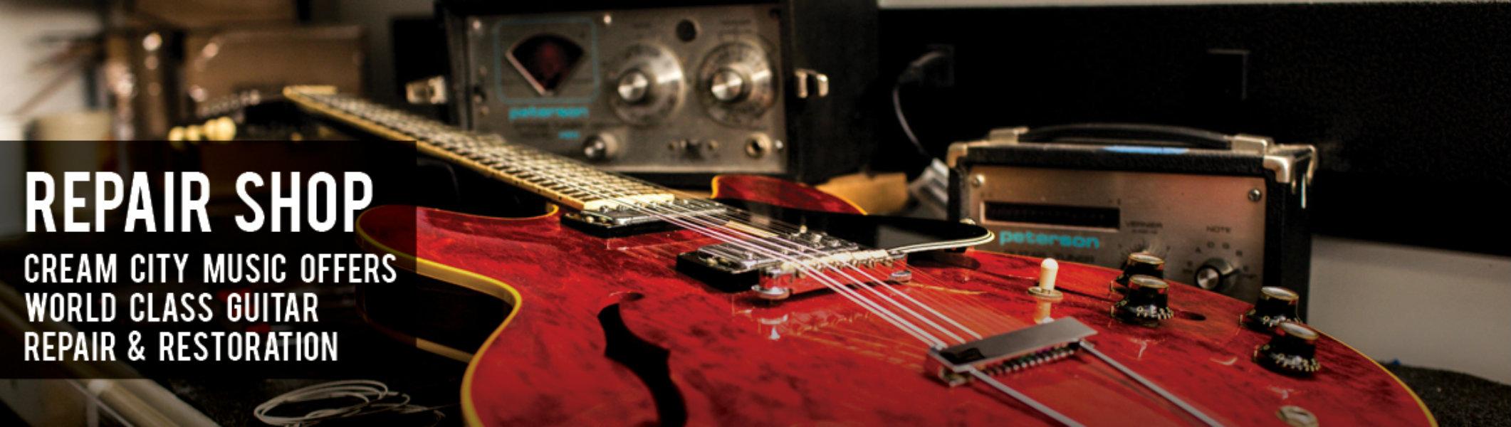 milwaukee guitar repairs cream city music. Black Bedroom Furniture Sets. Home Design Ideas