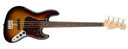 Fender American Original 60s Jazz Bass