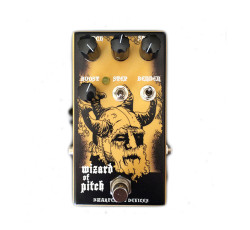 Dwarfcraft Devices Wizard of Pitch Pitch Shifter Guitar Pedal