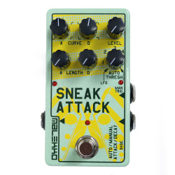 Malekko Heavy Industry Sneak Attack Attack/Delay Envelope Generator Guitar Effects Pedal