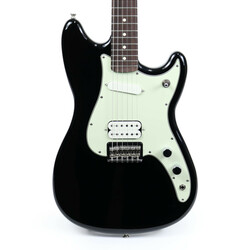 Fender Duo Sonic HS with Rosewood Fingerboard in Black