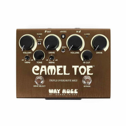 Way Huge Electronics Camel Toe Triple Overdrive Pedal