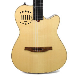 Godin Multiac Nylon Duet Ambiance Acoustic Electric  Natural