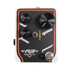 6 Degrees FX R3 Distortion Pedal