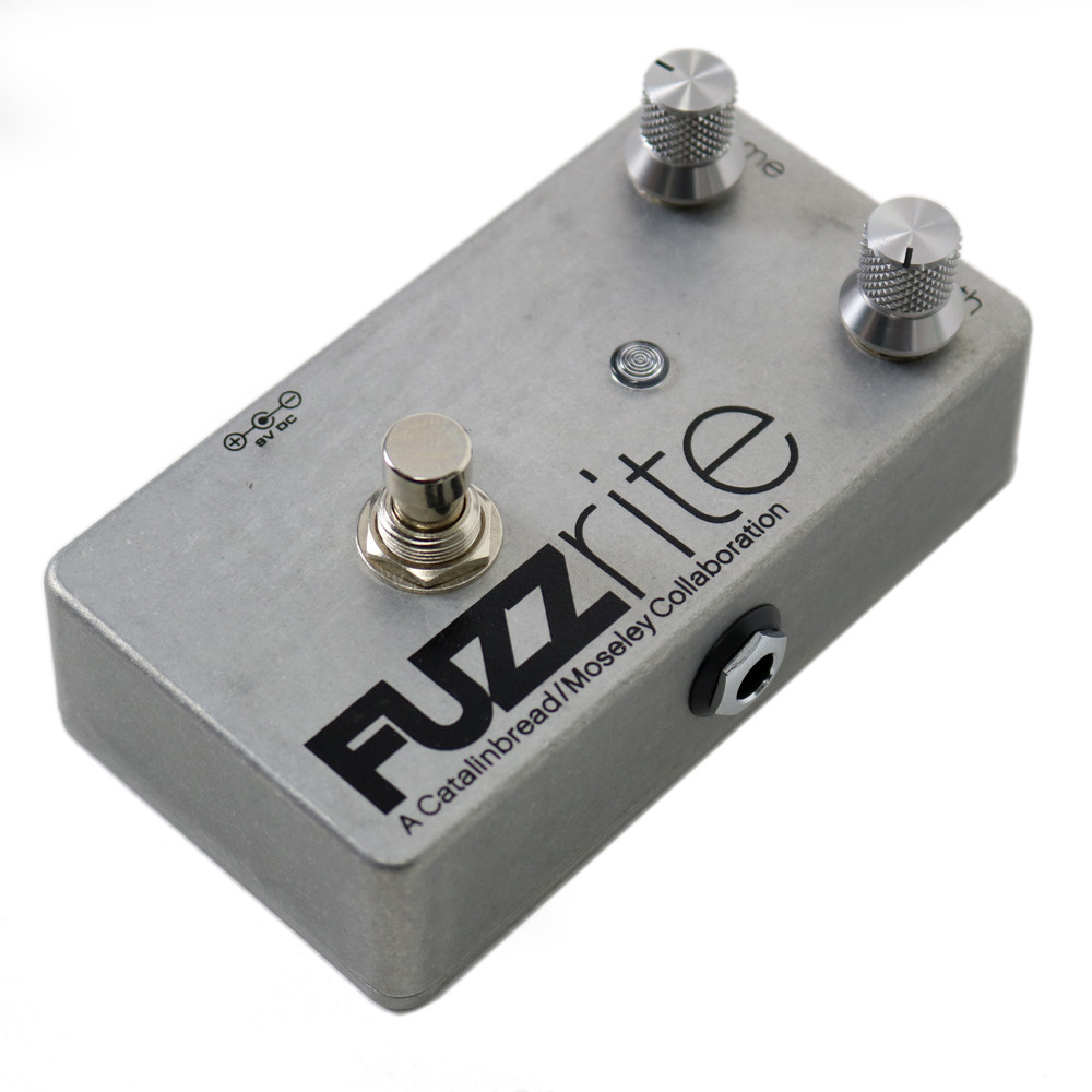 brand new catalinbread fuzzrite 60s era moseley fuzz guitar effects pedal ebay. Black Bedroom Furniture Sets. Home Design Ideas