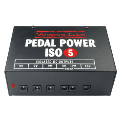 Voodoo Lab Pedal Power ISO-5 Power Supply