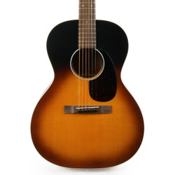 Martin 00L-17E Whiskey Sunset Parlor Acoustic Electric Guitar