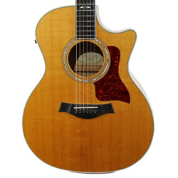 2000 Taylor 614-CE Grand Auditorium Acoustic Guitar Natural Finish