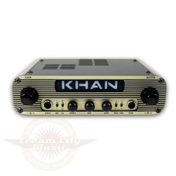 KHAN Audio PAK II 18W Dual Channel Compact Tube Amp Head