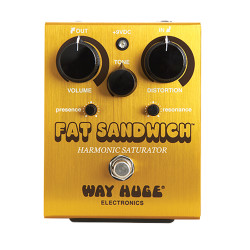 Way Huge Electronics Fat Sandwich Harmonic Saturator Pedal