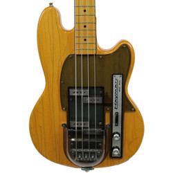 Vintage 1970 Hayman 4040 Electric Bass Natural