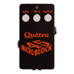 Quilter MicroBlock 45 Pedal-Sized 45W Guitar Amp