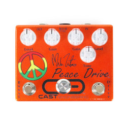 CAST Engineering Mike Zito Peace Drive Boost / Overdrive Pedal