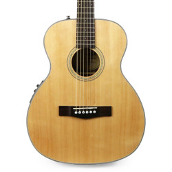 Fender CT-140SE Travel Acoustic Electric in Natural with Case