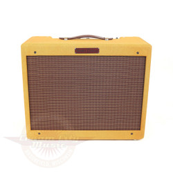 Fender 'The Edge' Deluxe 12W 1x12 Handwired Tube Comb Amp DEMO SAMPLE