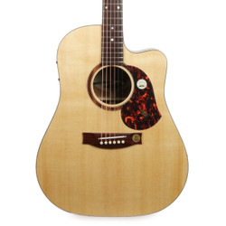 Maton SRS70C Solid Road Series Dreadnought Cutaway Acoustic Electric Guitar