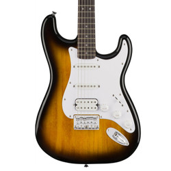 Fender Squier Bullet Stratocaster HSS Hard Tail in Sunburst