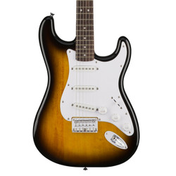 Fender Squier Bullet Stratocaster Hard Tail in Sunburst