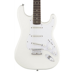 Fender Squier Bullet Stratocaster Hard Tail in Arctic White