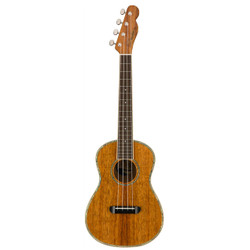 Fender Montecito Tenor Ukulele Uke in Natural
