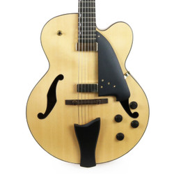 Ibanez AFC95 Contemporary Archtop Guitar in Natural Flat