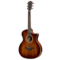Taylor K24ce 2017 Fall Limited 12-Fret Koa Acoustic Electric Guitar