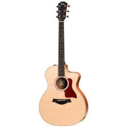 Taylor 214ce-FS Deluxe Special Edition Grand Auditorium Acoustic Electric Guitar