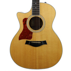2011 Taylor 414ce Left Handed Grand Auditorium Natural