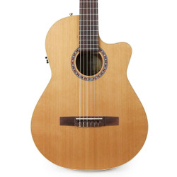 La Patrie Concert CW QIT Classical Acoustic Electric with Case
