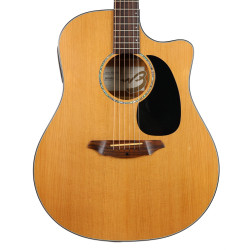 2009 Breedlove D350/CM Dreadnought Acoustic Guitar Natural Finish