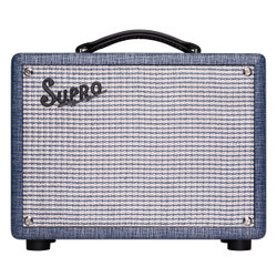 Supro 1605R Reverb 5W 1x8 Tube Combo Amp