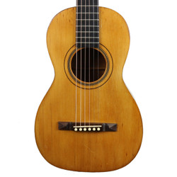 Vintage 1910's/Early 1920's Washburn Lyon & Healy Parlor Guitar