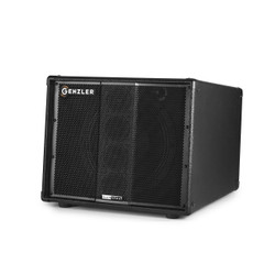 Genzler Bass Array 12-3 SLANT 350W 1x12 Bass Speaker Cabinet 8 Ohms