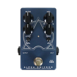 Darkglass Electronics Alpha Omicron Bass Preamp/Overdrive Pedal