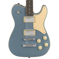 Fender Parallel Universe Troublemaker Tele Deluxe, Rosewood, Ice Blue Metallic Pre-Order