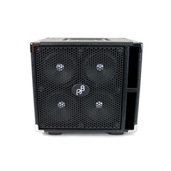 Phil Jones Compact 4 400W 4x5 Compact Bass Speaker Cabinet 8 Ohms