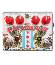 Daredevil Chicago Way Fuzz/Overdrive Pedal