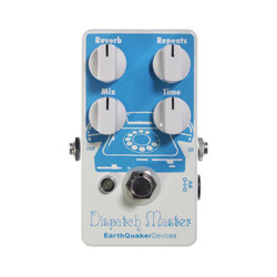 Earthquaker Devices Dispatch Master V2 Reverb / Delay Pedal