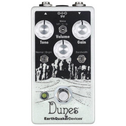 Earthquaker Devices Dunes V2 Mini Mega Overdrive Pedal