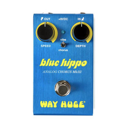 Way Huge WM61 Smalls Series Blue Hippo Analog Chorus Mini