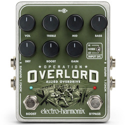 Electro-Harmonix Operation Overdrive / Boost Pedal