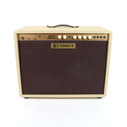 1998 Kendrick Black Gold 35 2x10 35W Boutique Tube Combo Amp