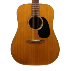 Vintage 1969 Martin D-18 Dreadnought Acoustic Guitar Natural Finish